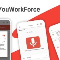 YouWorkForce: completamente rinnovata e per la prima volta disponibile il client unico sia per iOS che per Android,  la soluzione proposta da YouCo per la gestione efficiente delle squadre di lavoro