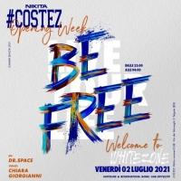 #Costez Summer Club di Telgate (BG), un super weekend: 2/7 Dr.Space, Chiara Giorgianni; 3/7 Dr.Space, Mapez
