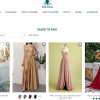 L'importanza di scegliere un vestito da festa: affidati a Zapaka