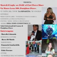 Prosegue il Tour di presentazione del libro di Angelo Iannelli