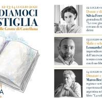 """""""RIPRENDIAMOCI LA BASTIGLIA"""": NELLE GROTTE DI CASTELLANA SI PARLA DI LIBRI E DIRITTI CIVILI"""