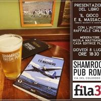 """Lo Shamrock l'8 luglio ospita Raffaele Cirillo con il suo libro """"il Gioco e il massacro, i mondiali maledetti di Argentina '78"""""""
