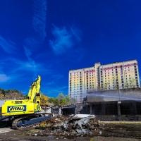 Torre Tintoretto: partono i lavori per la nuova era dell'abitare