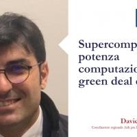 Supercomputer: potenza computazionale e green deal europeo