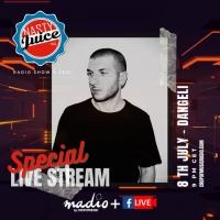 Nasty Juice Radio Show: l'8 luglio 2021 Dangeli in live streaming su Crop of Music Radio