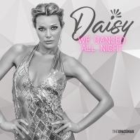 La Showgirl DAISY con il nuovo singolo  We danced all night per la prima volta in Italia