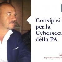 Consip si attiva per la Cybersecurity della PA