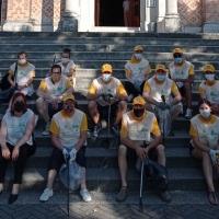 I Ministri Volontari si prendono cura del quartiere di San Gregorio