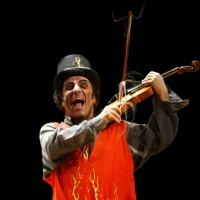17 luglio 2021 nel cartellone del Piccolo Opera Festival L'Histoire du Soldat di Igor Stravinsky in Piazza della Transalpina a Gorizia