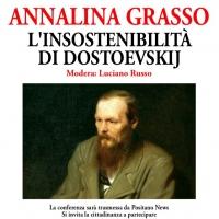 """L'Istituto Torquato Tasso di Sorrento presenta Conferenza """"L'insostenibilità di Dostojevskij"""""""