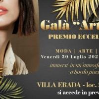 La serata di stelle del GALA ART d'OR a Villa Erada a Bari