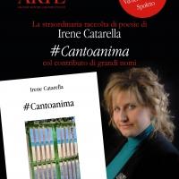 """""""#Cantoanima"""": il nuovo libro della poetessa Irene Catarella presentato a Spoleto"""