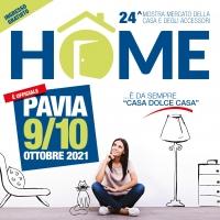 HOME 2021  – Fiera mercato della casa e degli accessori di Pavia
