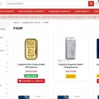 Suissegold e PAMP: vantaggiosa collaborazione per comprare lingotti da investimento