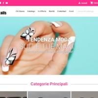 Jet Nails: vendita di kit per la ricostruzione unghie e corsi