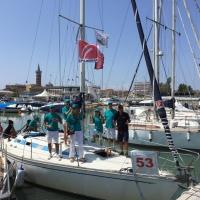 Il mondo della vela promuove la cultura dello sport per una società libera dalla droga