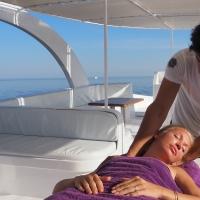 Domina Coral Bay e la Wellness Boat, per il relax in mare, prima e dopo immersioni da sogno a Sharm El Sheikh