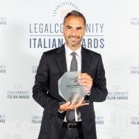 Studio Mosetti Compagnone (FVG) tre volte sul gradino più alto del podio: due premi nazionali di Le Fonti Awards Italy e uno di Legal Community Italian Awards