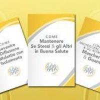 Padova: Materiale informato per i cittadini su mantenere se stessi e gli altri in buona salute