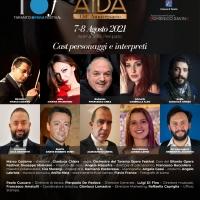 TOF AIDA di G.Verdi 7 e 8 agosto 2021