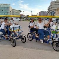Senigallia: La via della felicità arriva in risciò al Summer Jamboree