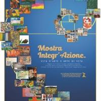 Mostra Integr'Azione: Vita d'Arte e Arte di Vita. L'arte che celebra l'unità all'alterità.