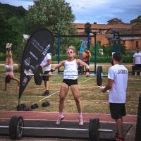 La piemontese Chiara Micco tra l'Elite alla Uroboro Summer Competition, Brindisi 6-7-8 agosto 2021