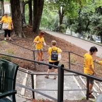 Ministri Volontari di Scientology in Castello per una maggiore consapevolezza