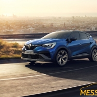 Nuovo Renault Captur R.S. LINE 2021 in concessionaria MESSA T.