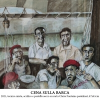 """La pittura di """"Pensieri e immagini"""" di Gianluca Filippini è in mostra online"""
