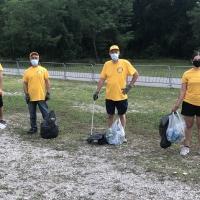 I Ministri Volontari di Scientology in supporto alla comunità di Vivaro