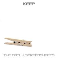 Buone Nuove dal progetto solista The Daily Spreadsheets