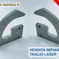 Vendita macchine taglio laser lamiera e impianti laser tubo