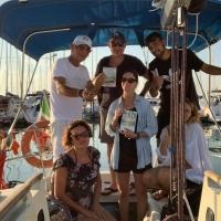 Vela e Valori: La via della felicità veleggia sulle coste del Conero