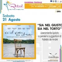 """""""SIA NEL GIUSTO SIA NEL TORTO"""" al Maschio Angioino"""