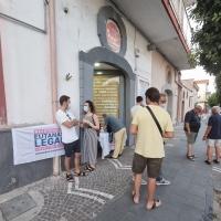 """-Brusciano, """"Il Fare perbene"""" contribuisce al successo della raccolta firme """"Referendum sull'Eutanasia Legale"""". (Scritto da Antonio Castaldo)."""
