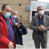 -Brusciano, Endorsement dell'ex Senatore Tommaso Sodano per Peppe Montanile Candidato a Sindaco alle Amministrative 2021. (Scritto da Antonio Castaldo