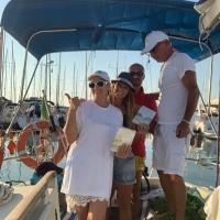 Anche veleggiando sulle coste del Conero parliamo del buon senso – con La via della felicità
