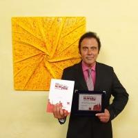 Massimo Paracchini consegue  il Premio Città di New York