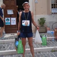 Carlo Poddighe 1° M50 all'Ultra Maratona del Gran Sasso d'Italia 50Km