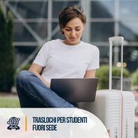 Trasferimento e trasloco per studenti fuori sede