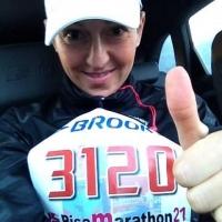 Alessandra Giacobbe: Continuare a correre e a sorridere in piena libertà