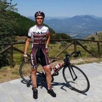 Difonzo Marco, ciclismo: I traguardi si raggiungono lavorando sodo