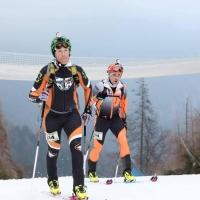 Marco Visintini, Campione Italiano 2021 corsa su strada 24 ore 245,193 km
