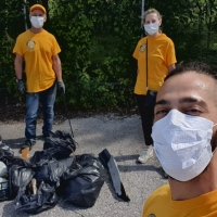 I Ministri Volontari di Scientology intervengono a Vivaro