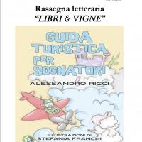 Alessandro Ricci ospite alla rassegna