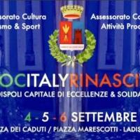 L'ANDI scende in campo a Ladispoli per la Rinascita del Doc Italy d'Italia