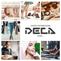 Ingrosso abbigliamento Roma Centro Deca per aziende tessili
