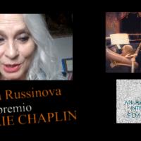Il premio Charlie Chaplin del Milazzo International Film Festival a Isabella Russinova