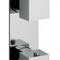 Sixty di OMBG. Miscelazione termostatica versatile e intelligente